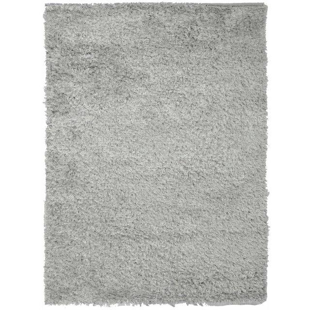 Grey Shag Rug - 9′ × 12′ - Image 2 of 7