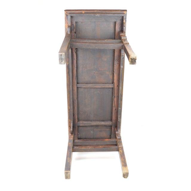 Rustic Antique Chinese Console Table - Image 7 of 10