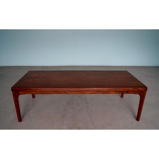 Mid-Century Danish Modern Rosewood Coffee Table Preview