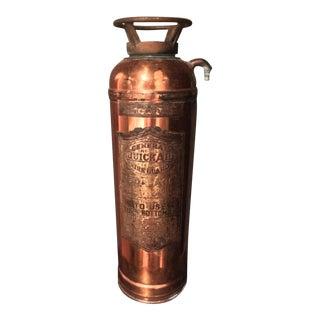 General QuickAid Fire Extinguisher