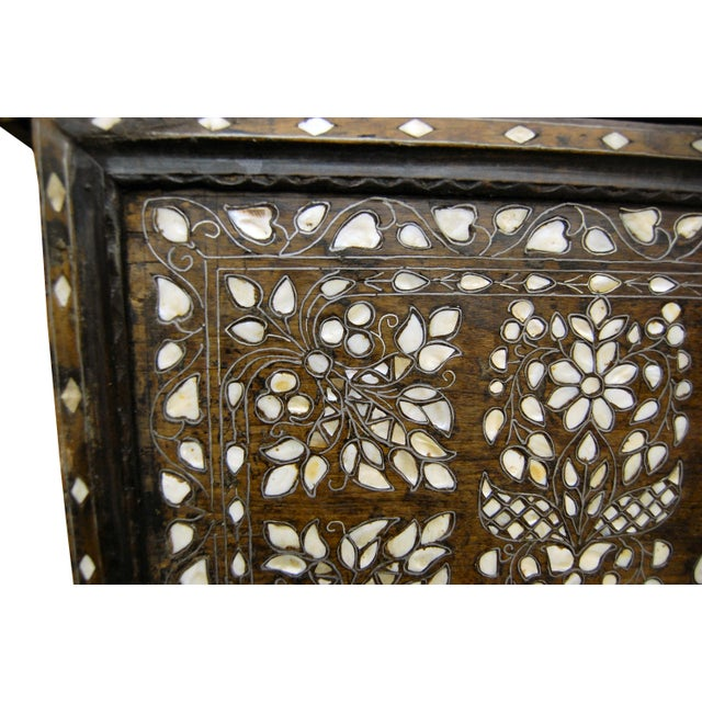 Vintage Syrian Bridal Chest - Image 8 of 8