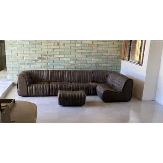 De Sede Ds-22 Modular Sectional For Sale In Phoenix - Image 6 of 10