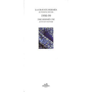 La Cravate Hermes Automne/Hiver: The Hermies Tie Autumn/Winter 1998-1999 For Sale
