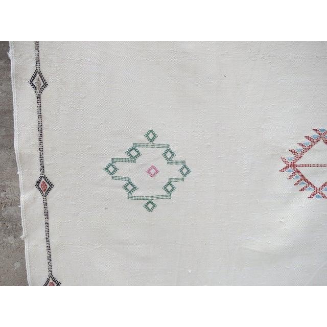 Moroccan Sabra Silk Rug - 5' x 9' - Image 3 of 4