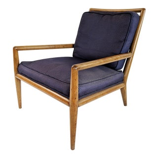 """1950s Mid-Century Modern T. H. Robsjohn Gibbings """"Gibby"""" Chair For Sale"""