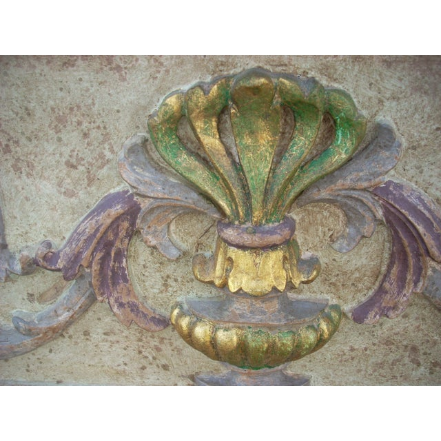 La Barge Decorative La Barge Tuscan Mirror For Sale - Image 4 of 6