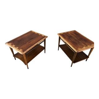 Lane Acclaim Side Tables - a Pair For Sale
