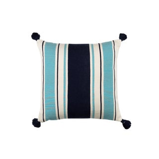 Cabana Stripe Pillow For Sale