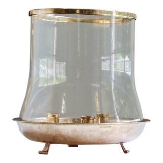 Valenti Brass Hurricane Centerpiece