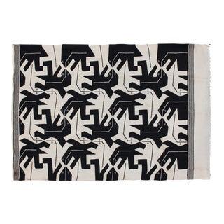 Handmade Moroccan Touareg Blanket For Sale