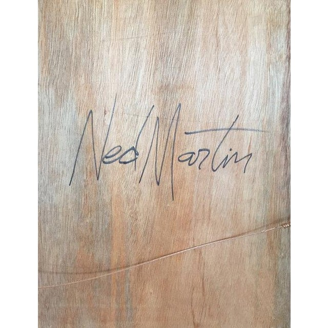 2010s Ned Martin, Found Painting, 2016 For Sale - Image 5 of 6