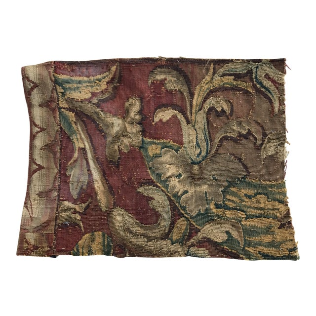 17th Century Tapestry Fragment - Image 1 of 4
