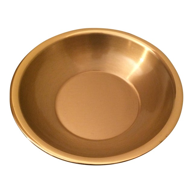 Copper Alloy Decorative Bowl For Sale