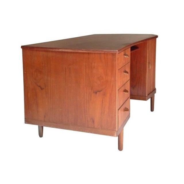 """Perfect Scandinavian """"Mad-Men"""" Desk - Image 6 of 10"""