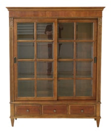 Image of Ethan Allen Bookcases and Étagères