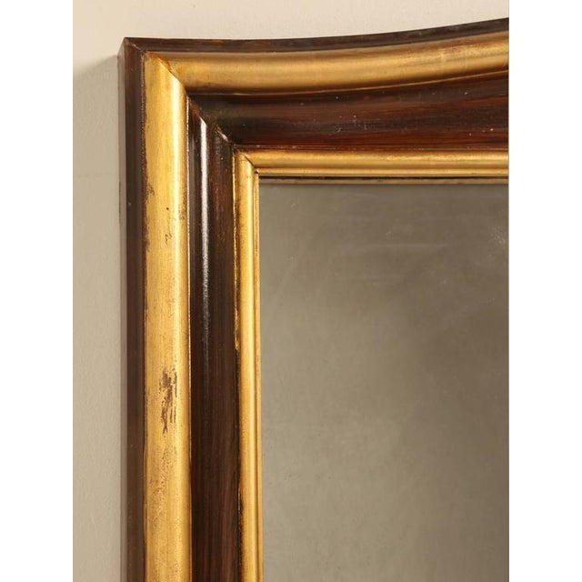 French Mirror of a Grand Scale For Sale - Image 9 of 11