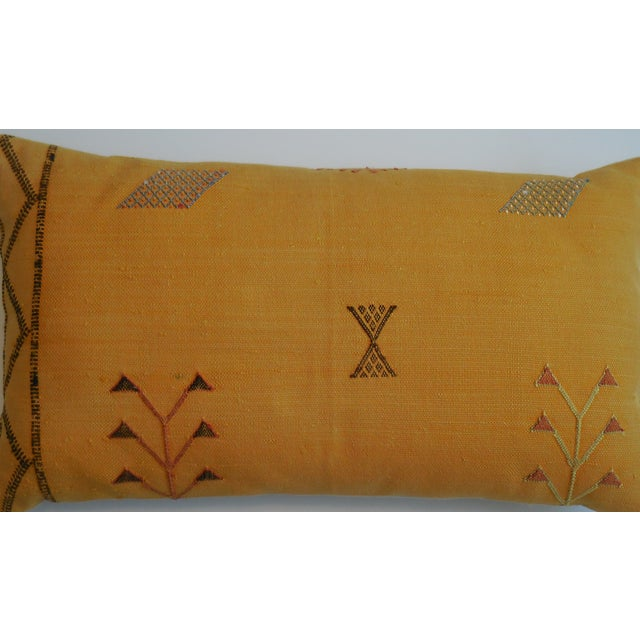 Geometric Motif Pillow - Image 11 of 11