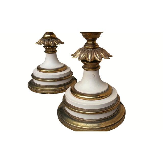Art Deco Lamps - Pair - Image 6 of 9