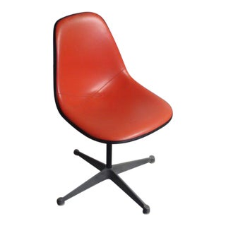Mid-Century Modern Charles Eames Chair for Herman Miller