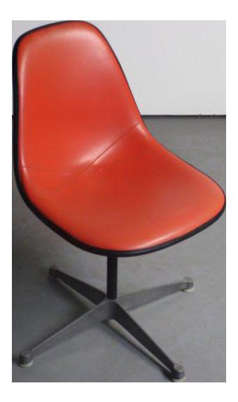 Mid Century Modern Charles Eames Chair For Herman Miller