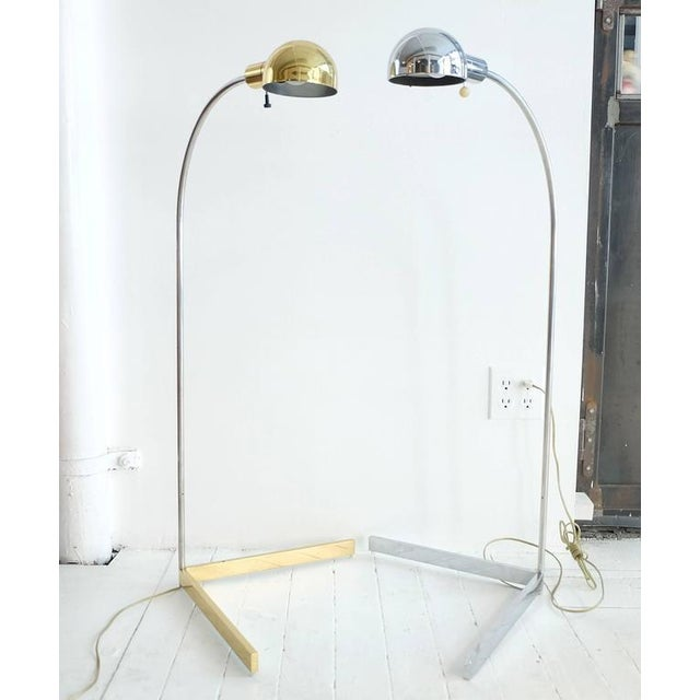 Cedric Hartman Cedric Hartman Floor Lamp For Sale - Image 4 of 5