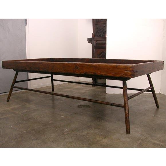 JW Custom Line Tray Top Coffee Table - Image 3 of 5