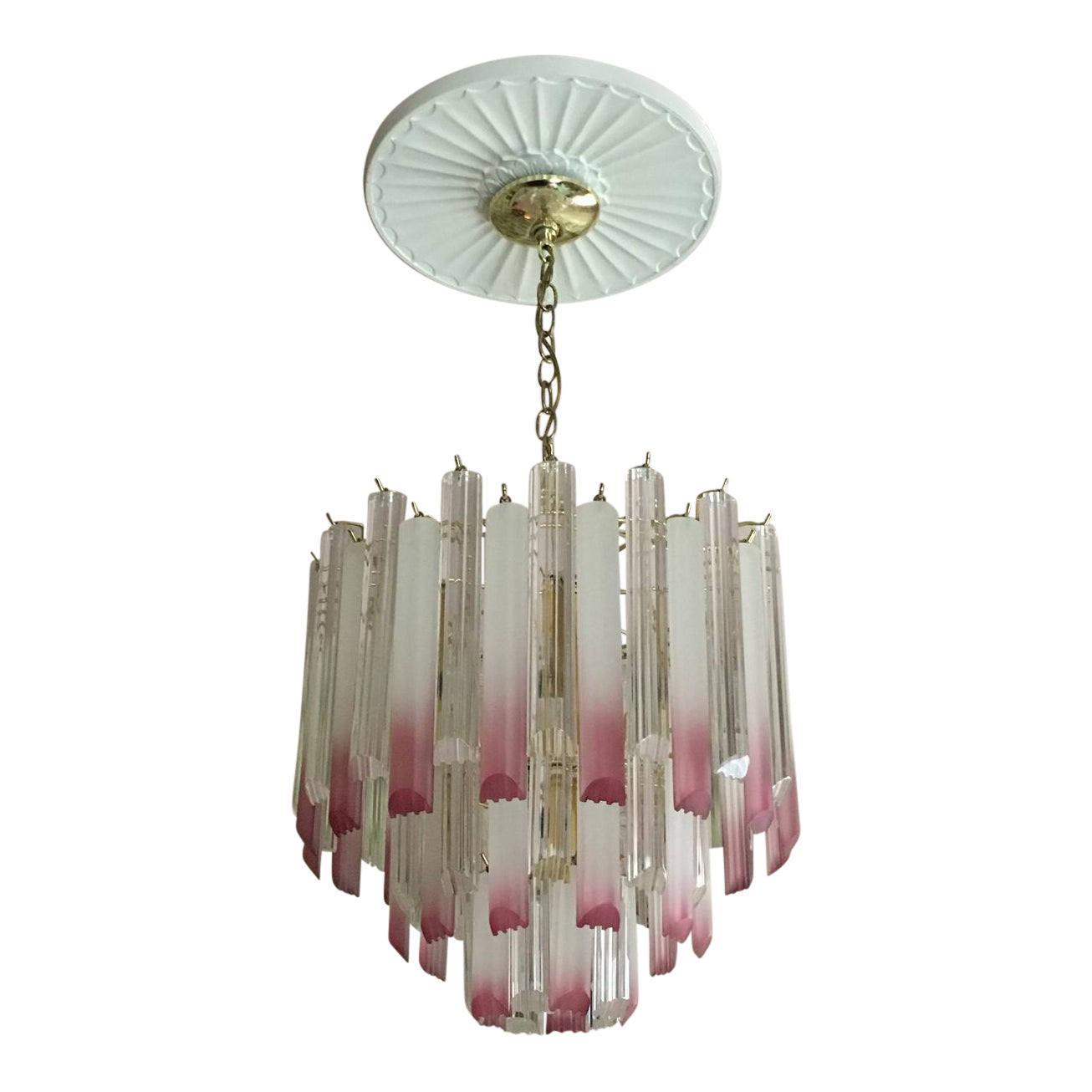 chandelier tier design studio scout rectangle two lucite