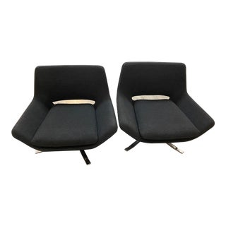 Vintage MCM Chairs - a Pair For Sale