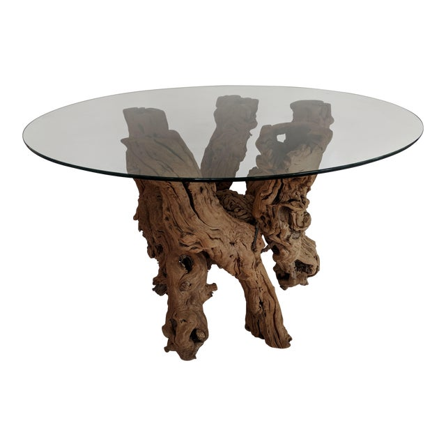 Vintage Grapevine Table Base - Image 1 of 6