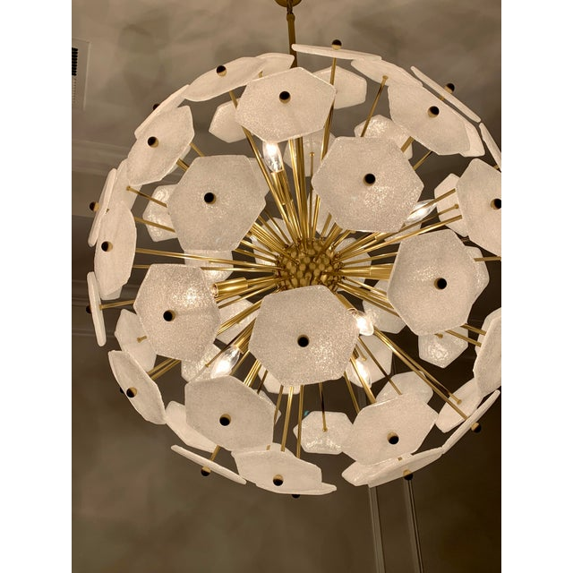 Jonathan Adler Vienna Globe Chandelier Light Pendant For Sale In Washington DC - Image 6 of 9