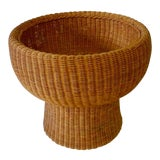 Image of Eero Aarnio Wicker Table Base For Sale