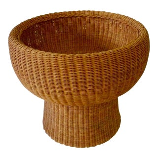 Eero Aarnio Wicker Table Base For Sale