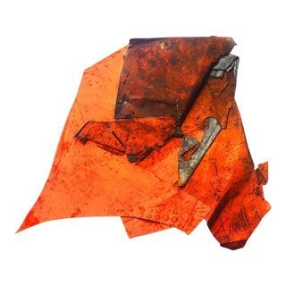 Fluorescent Afghan War Kite by renown Chicago artist