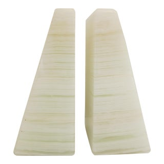 Onyx Bookends For Sale