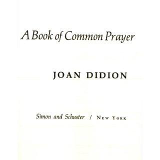 """1977 """"A Book of Common Prayer"""" Collectible Book Preview"""