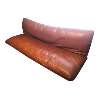 1970s Vintage De Sede Leather Sofa For Sale