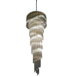 20th Century Chandelier by Paolo Venini For Sale