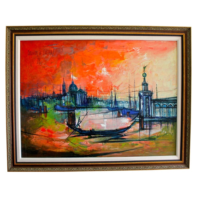 Venice by Regis Bouvier de Cachard For Sale