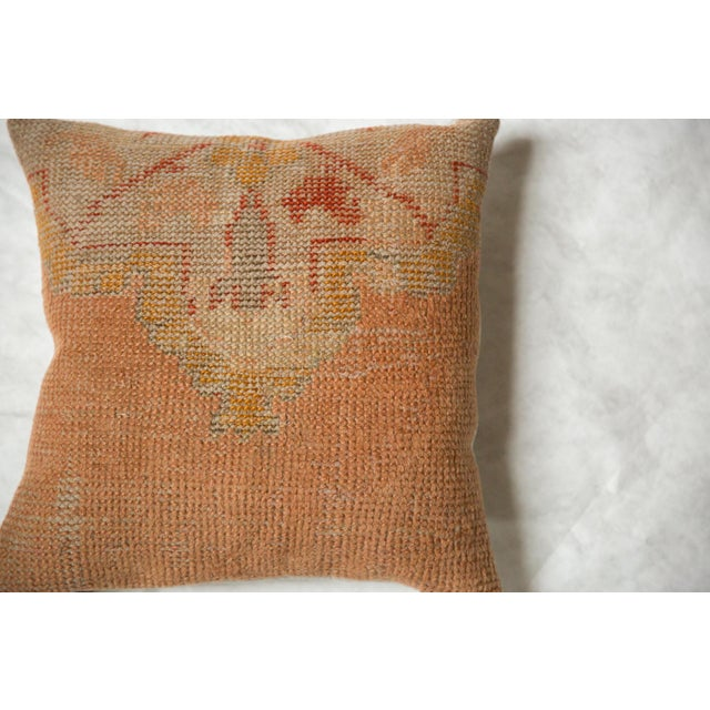 :: Vintage Turkish rug fragment sourced by ONH and handmade (locally in NY by Freckles and Fabric) into a gorgeous one of...