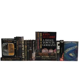 Midnight Fiction - Twenty Black Decorative Books