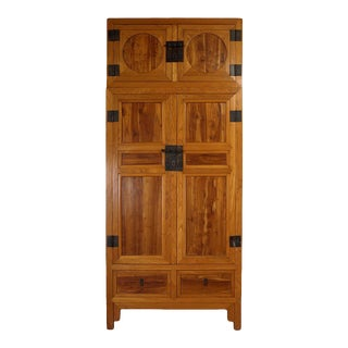 19th Century Antique Chinese Compound Cabinet For Sale