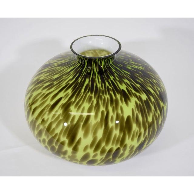Mid-Century Glass Vase - Image 2 of 4