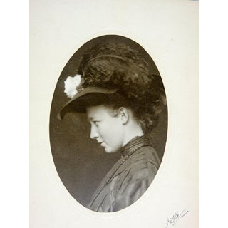 1880's Portrait of Young Woman by Herman Heyn Preview