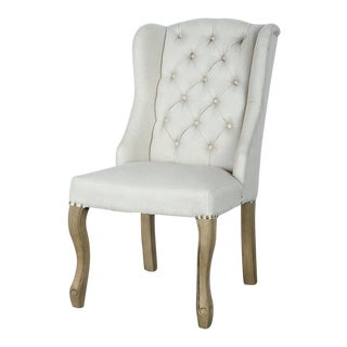 Joanne Wingback Chair For Sale