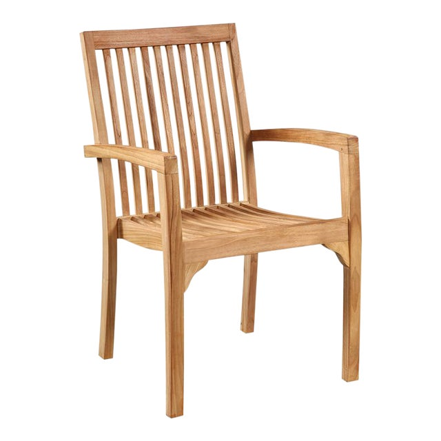 Teak Dining Chair For Sale