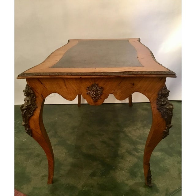 French Writing Desk For Sale - Image 4 of 13