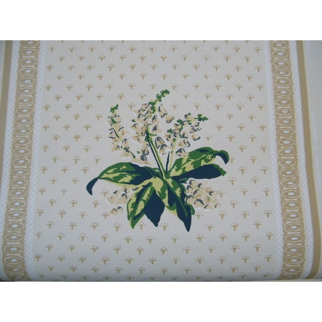 Vintage Wallpaper Roll - The Twigs Floral - Image 2 of 8