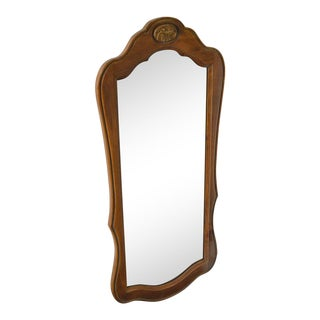 Ethan Allen Country French Style Wall Mirror For Sale