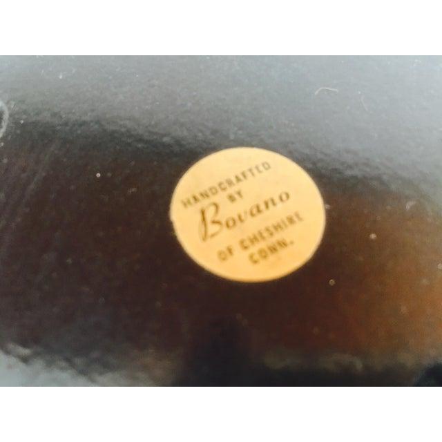 Blue Bovano Enamel Copper Plate   Chairish