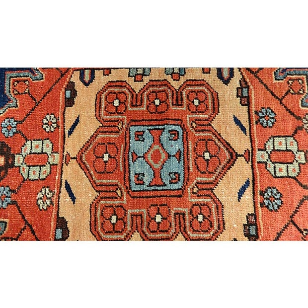 """Antique Malayer Rug - 6'4"""" x 4' For Sale - Image 5 of 7"""